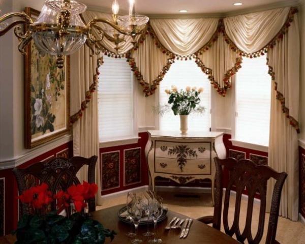 la decoration: rideau decoration maison