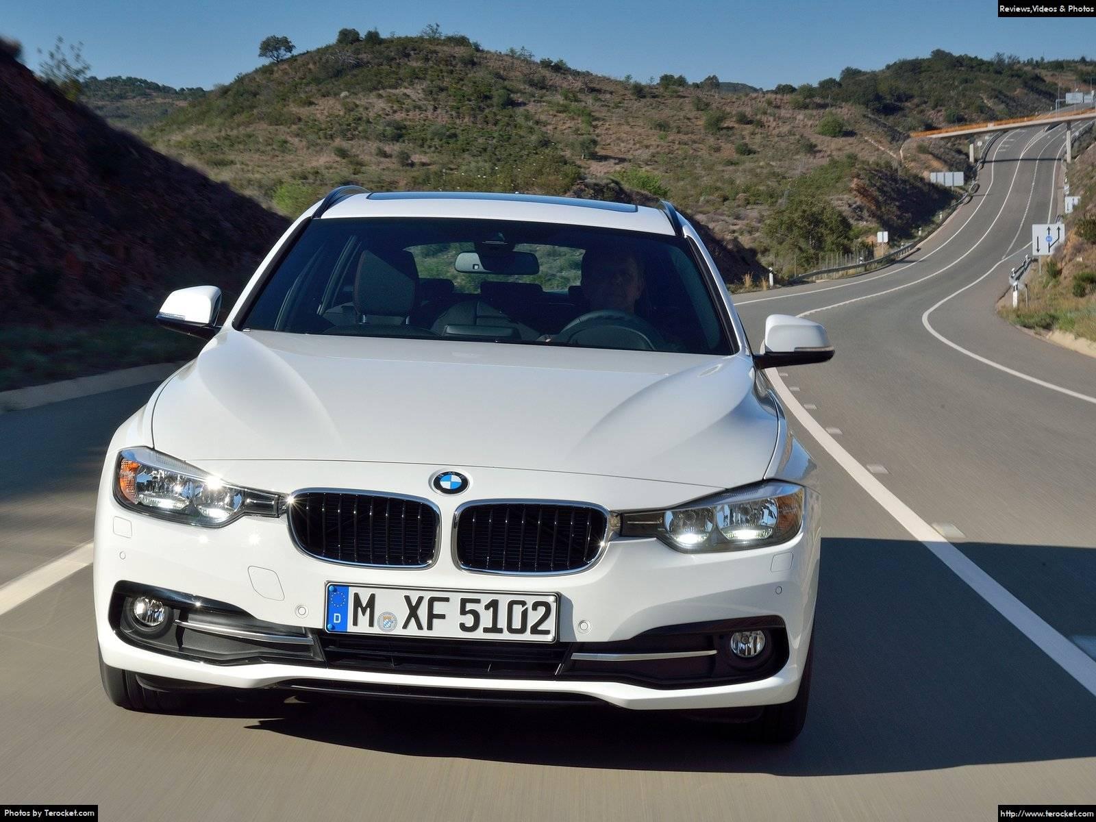 Hình ảnh xe ô tô BMW 3-Series Touring 2016 & nội ngoại thất
