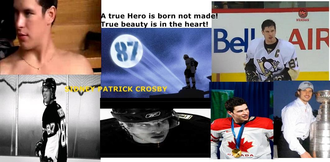 Mr. Sidlicious : Sidney Patrick Crosby