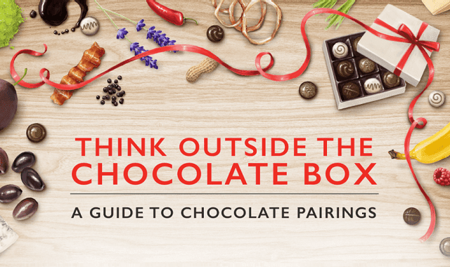 Think Outside the Chocolate Box