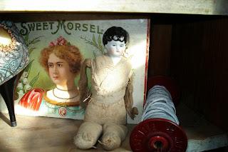 shabby doll