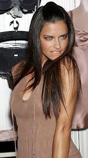 Victoria's Secret Join Adriana Lima