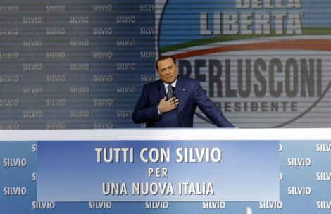 Everybody with Silvio, for a new Italy