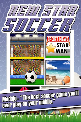 Download New Star Soccer MOD APK