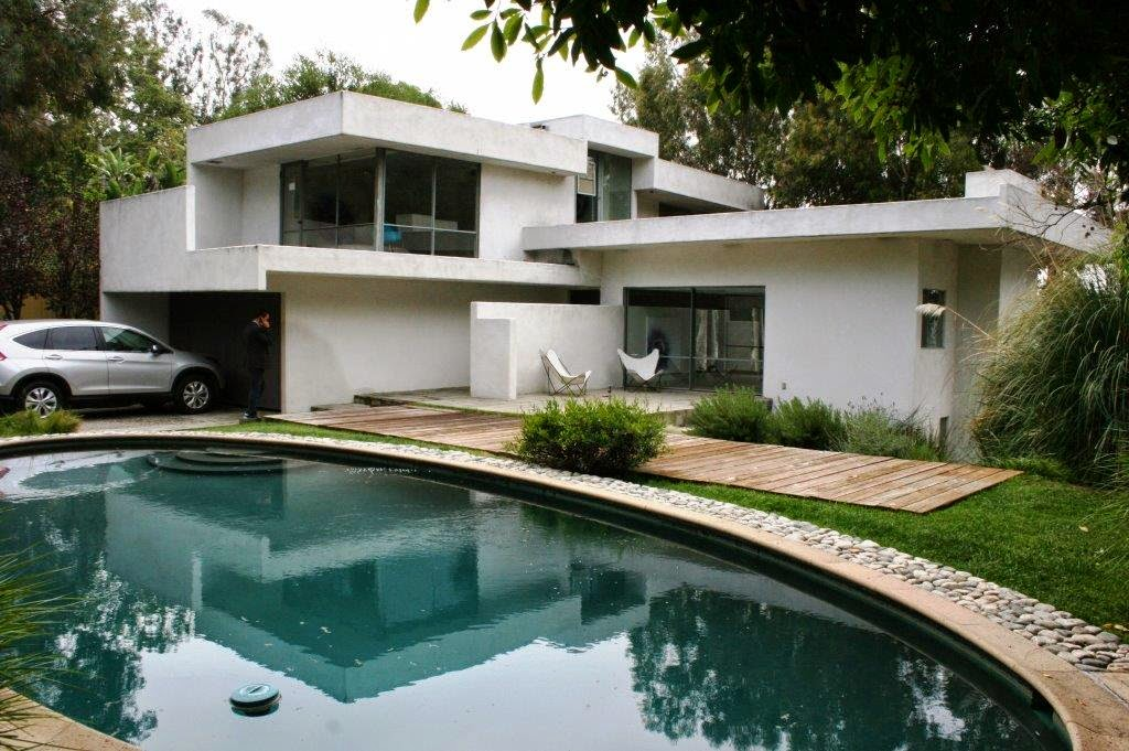 Southern california architectural history fitzpatrick for Leland house
