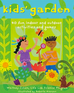 barefoot books garden deck cards