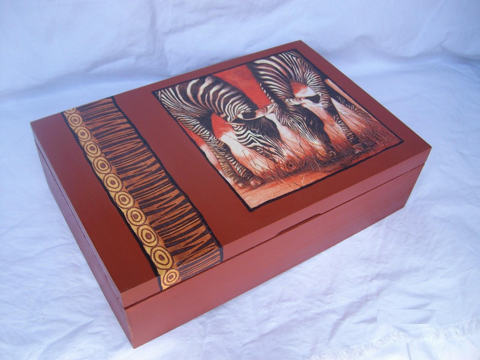 Artesanias en porcelana fr a cajas decoradas con decoupage - Cajas de decoracion ...