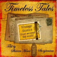 Listen to a FREE preview of my stories &amp; tales at CDBaby