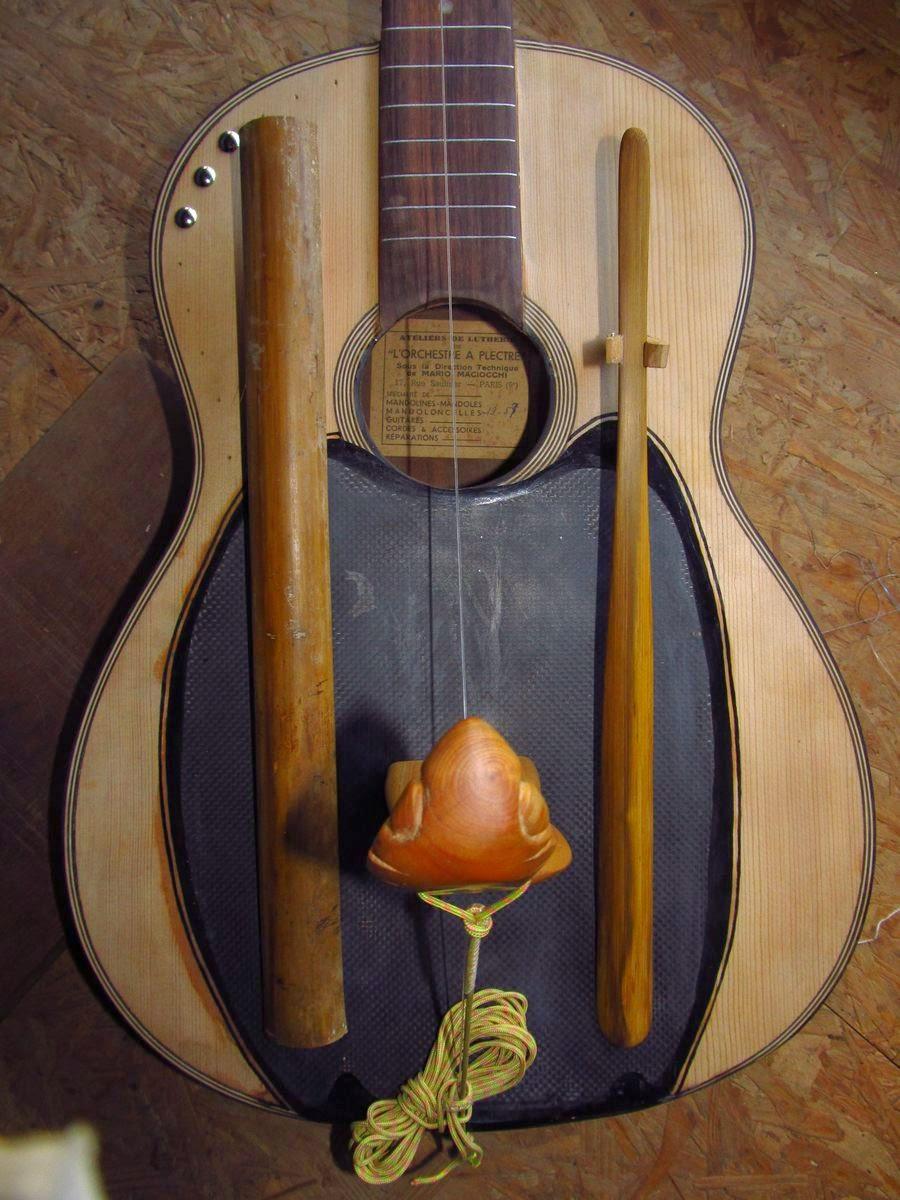 guitare n'goni