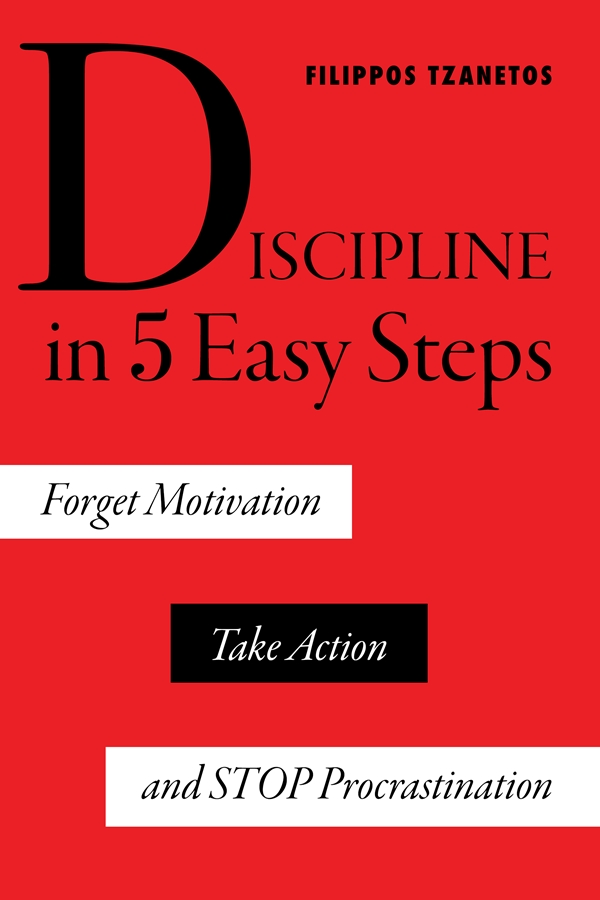 Discipline in Five Easy Steps