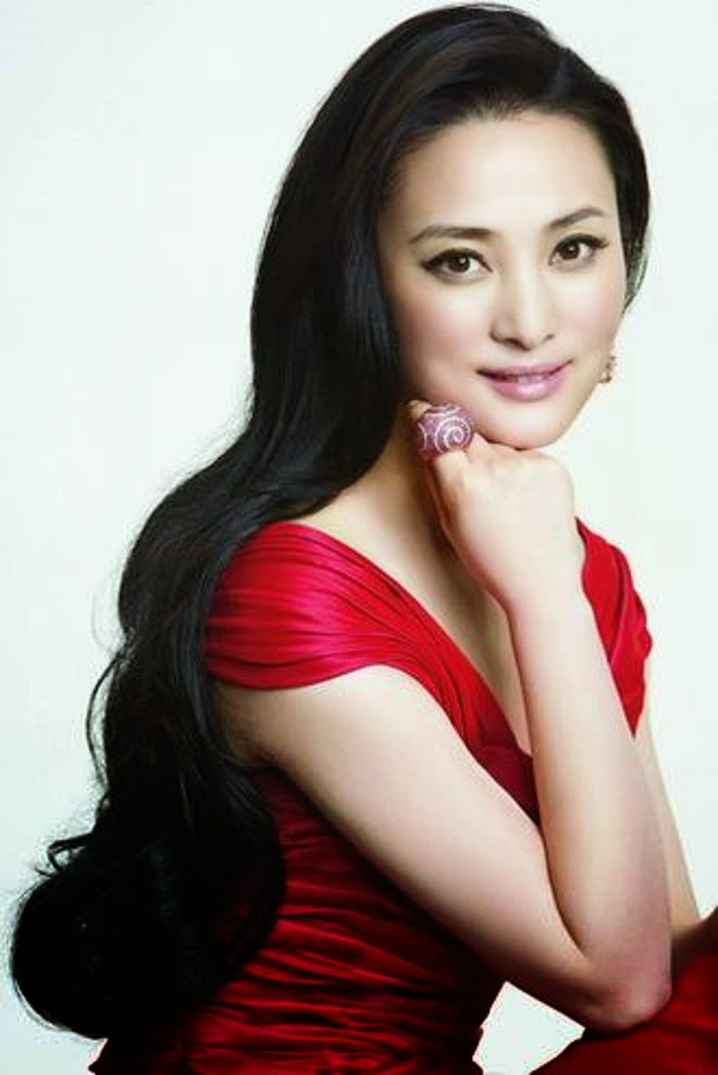 Jiang Qin Qin HD Wallpaper