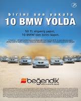 Beğendik-Çekiliş-Kampanyası-Beğendik-BMW-116i-Çekiliş-Kampanyası