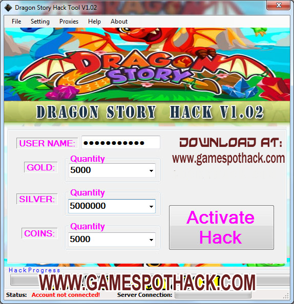 dragon story hack v1 2b download get free coins cheat for free dragon