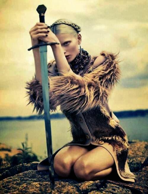 Die Frau ist Wiege unserer Substanz & Kultur.