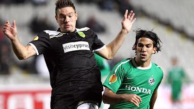 AEK Larnaca 2 - 1 Maccabi Haifa (1)