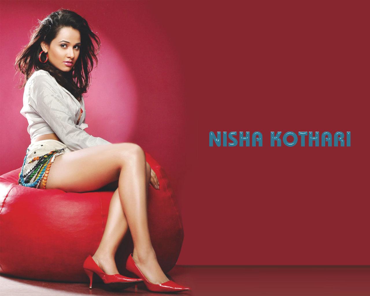 Nisha Kothari Spicy Pictures