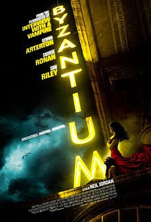 BYZANTIUM Official Movie Poster