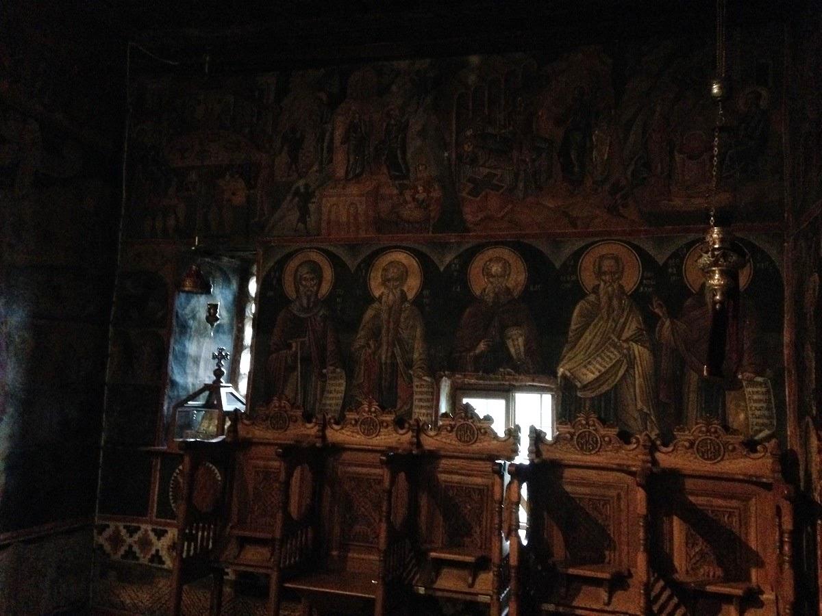 Храм-в-Метеорах