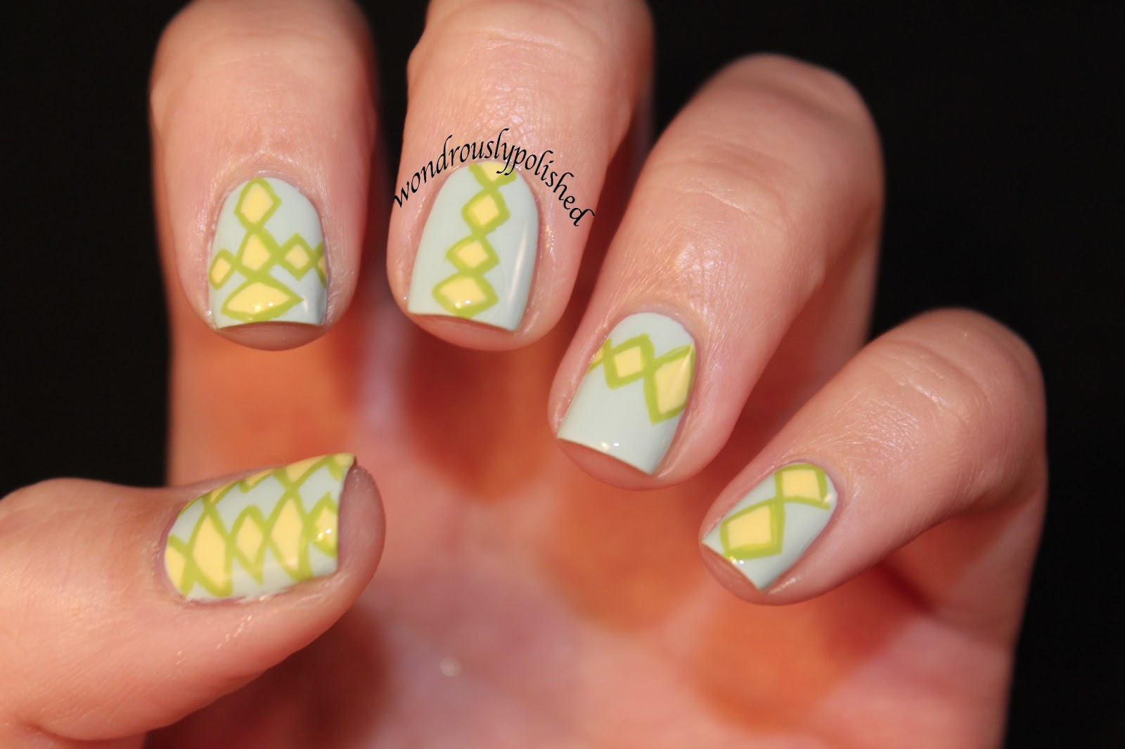 Wondrously Polished: Some spring time colors...because I said so!