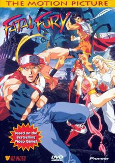 Fatal Fury: La Pelicula – DVDRIP LATINO