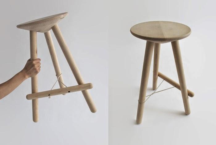 tubabu stool - Martín Azúa