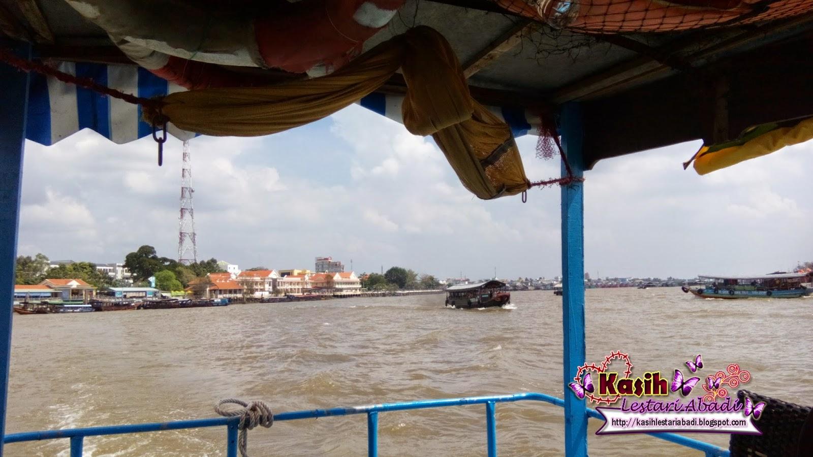 Ho Chi Minh,Sungai Mekong