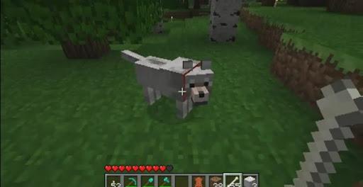 Loup Minecraft