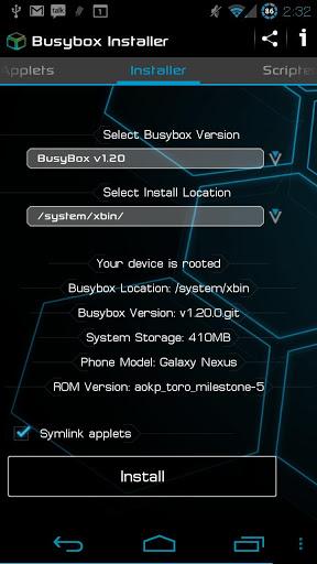 Busybox Installer Pro v4.1