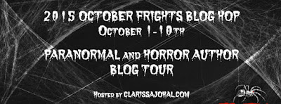 October Frights Blog Hop Paranormal Book Giveaway