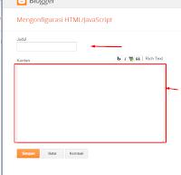 Cara Memasang Widget Alexa Rank di Blogger atau Blogspot
