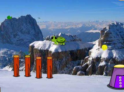 GamesNovel Snow Forest Escape