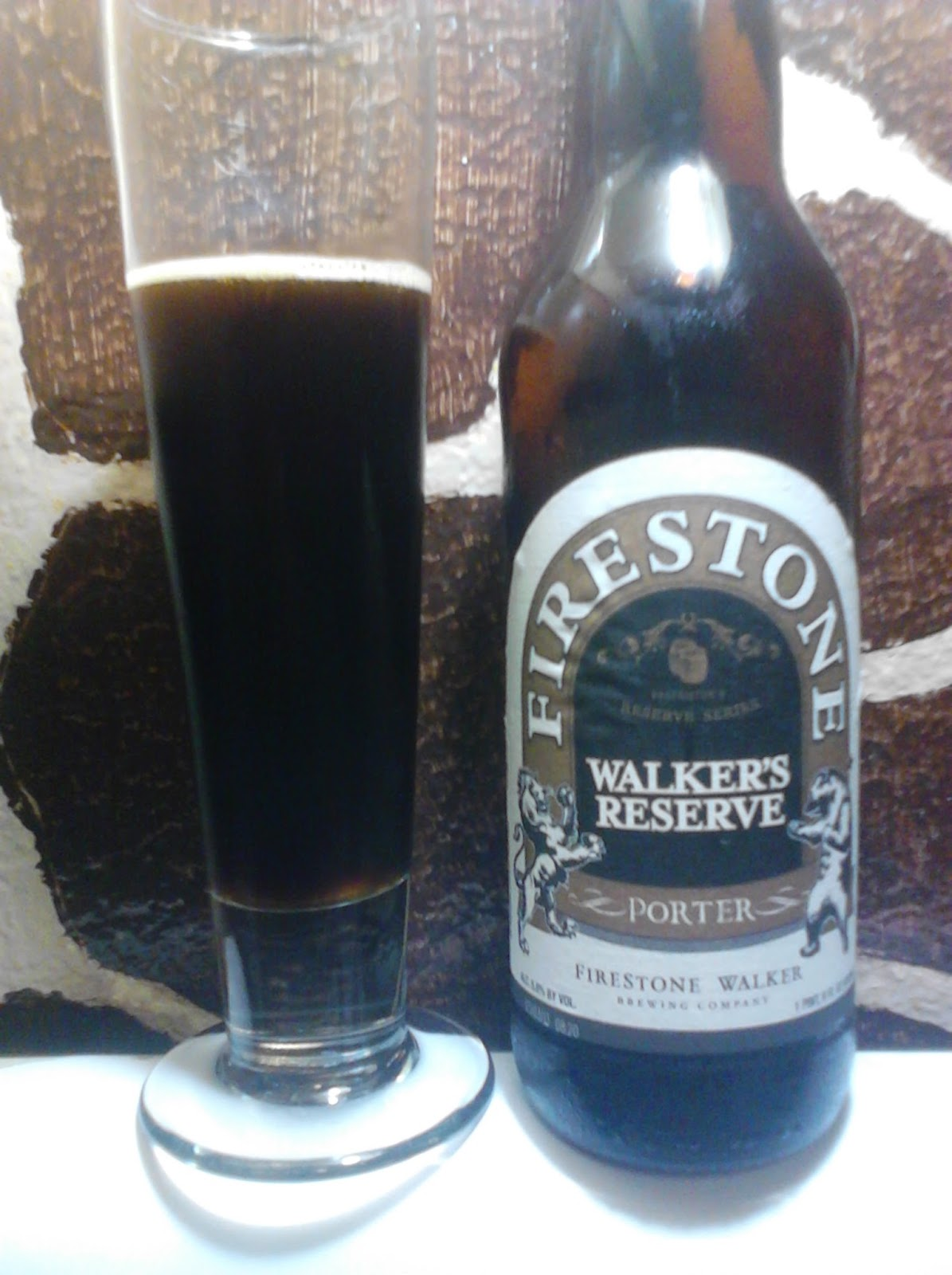 Firestone Walker's Reserve Porter pic