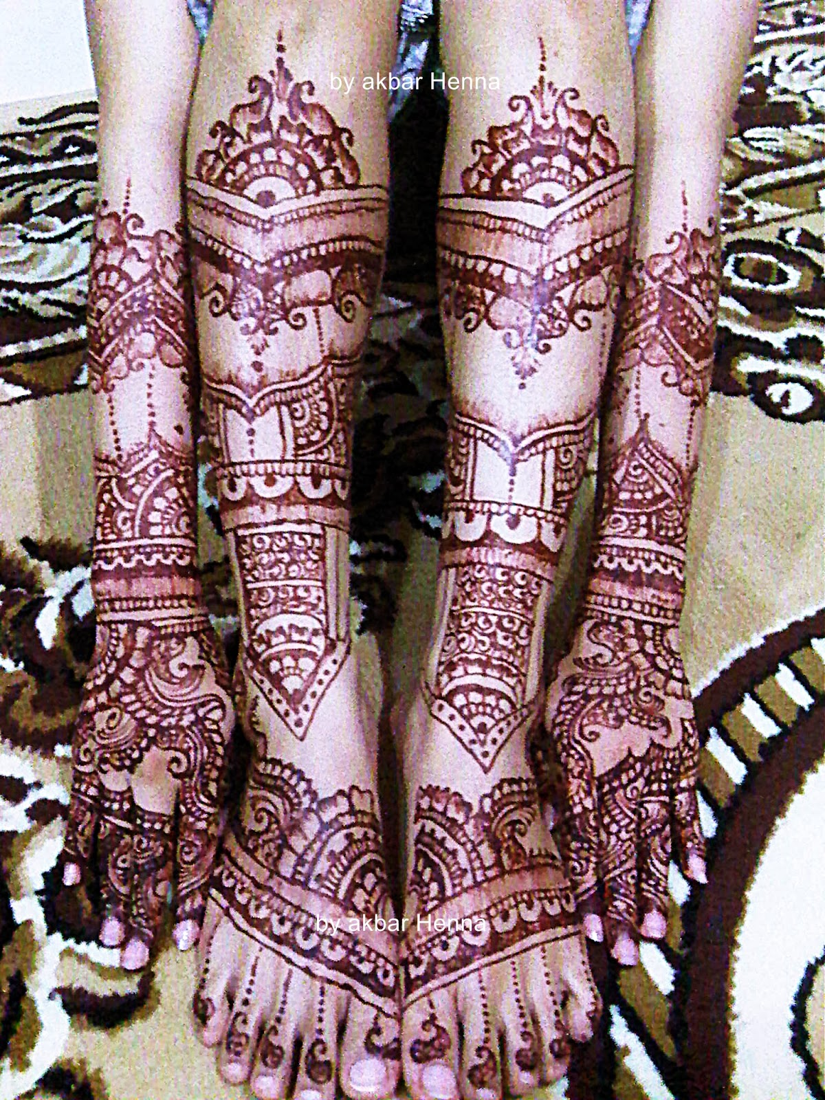 Akbar Henna Henna By Arief Akbar Paket Henna Wedding