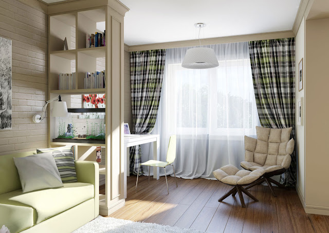 Интерьер малогабаритных квартир своими руками