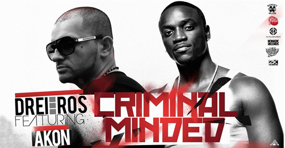 AKON FEAT. RICK ROSS - CRIMINAL MINDED LYRICS