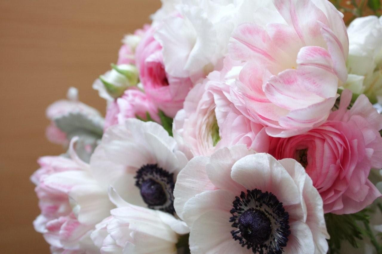 concrete and honey Hospital Flowers