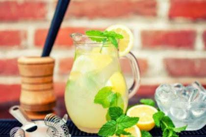 Membuat Minuman Sehat Penghilang Kegemukan