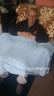 easy crochet blanket pattern free