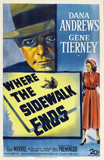 Watch Where the Sidewalk Ends (1950) movie free online