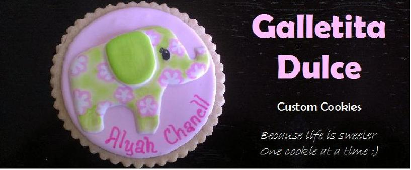 Galletita Dulce Custom Cookies
