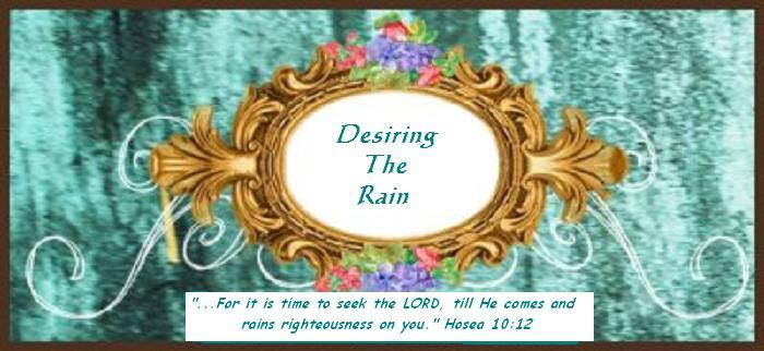 Desiring the Rain