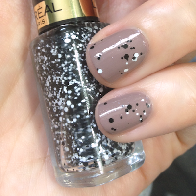 L'Oréal Summer 2013 Nail Collection Confetti Top Coat