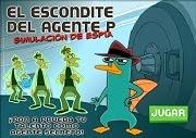 Phineas y Ferb El escondite del Agente P