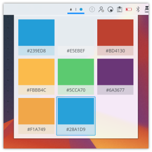 Plasma Color Picker