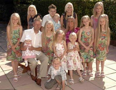 Resultado de imagen para familia rubia