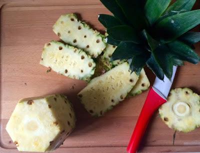 avete caldo o dovete partorire? provate uno smoothie a base di ananas, anguria e zenzero