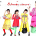 Folks N Fusion Tops-Kurti and Tights Fashion Eid Dresses for Girls-Womens