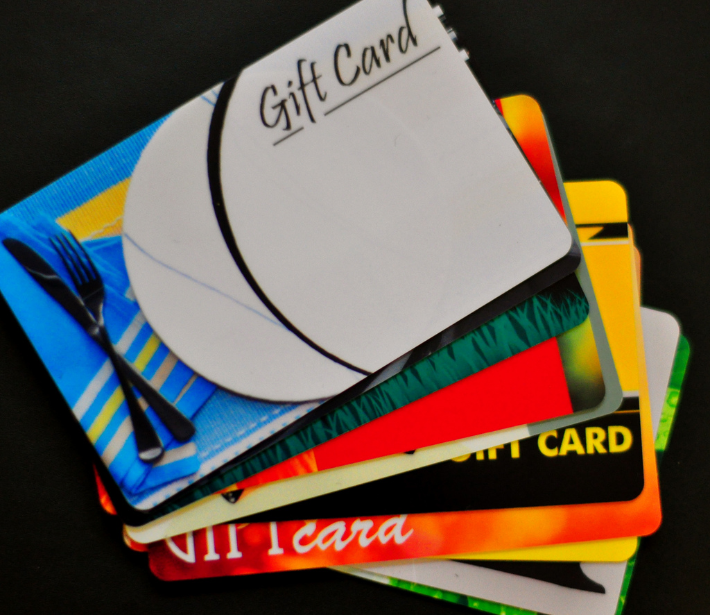 The merchant cafe july 2011 for Gift card program for small business