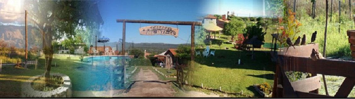Cabañas del Inti-Co