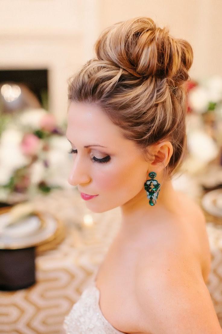 Peinados para boda a mediodia
